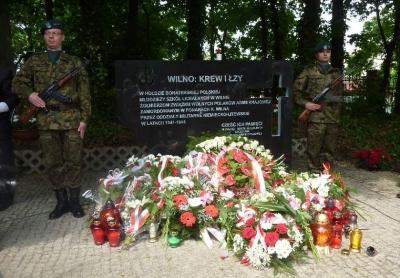 Pomnik Pamięci Młodzieży Wieleńskiej