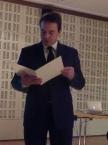 Czyt listu od J. Kaczy