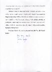List od J Kaczy