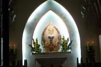 Kaplica Najświętrzego Sakramentu w Katedrze