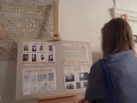 Wystawa Zbrodnia Ponarska