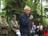 Wystąpienie Senatora Marcina Święcickiego