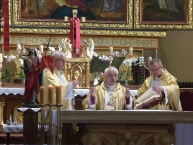 Celebransi mszy