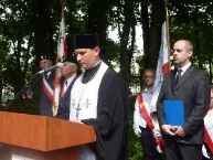 Duszpasterz Kość. Prawosł. ks. Jarosław Biryło