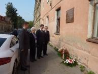 Cmentarz Bernardyński, dom prof. Pelczara