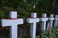 Kolonia Wileńska - Pomnik Żołnierzy AK poleglych w Operacji Ostra Brama