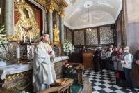 Msza św. w Ostrej Bramie w intencji ofiar ponarskich