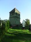 Powiewiórka - miejsce chrztu Marszałka